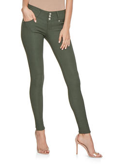 Push Up Hyperstretch Jeggings - 3074072290193