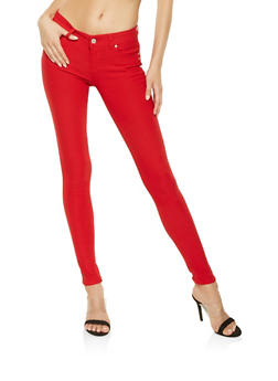 Hyperstretch Push Up Jeggings - 3074072290194