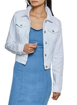 WAX Basic Jean Jacket - 3075071610017