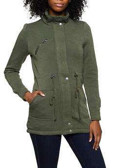 Drawstring Anorak Jacket | 3086054267210 - 3086054267210