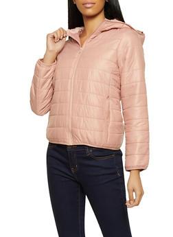 Lightweight Packable Puffer Jacket - 3086054268970