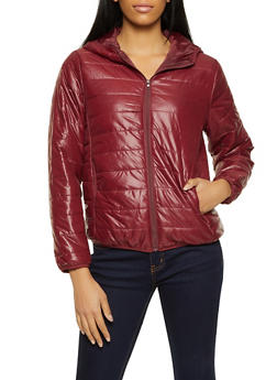 Lightweight Packable Puffer Jacket - 3086054268970