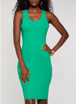 Tank Bodycon Dress - 3094058752790