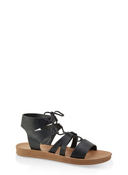 Lace Up Gladiator Sandals | 3110004066308 - 3110004066308