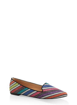 Pointed Toe Flats | 3112004062569 - MULTI COLOR - 3112004062569