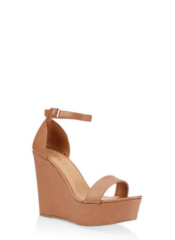 Ankle Strap Wedge Sandals | 3117004062464 - 3117004062464