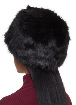 Faux Fur Hat - 3119067444817