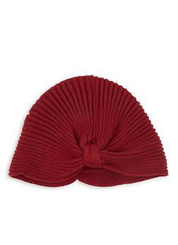 Knit Turban Head Wrap - 3119067444925