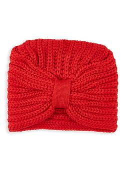 Knit Turban Head Wrap   3119067444926 - 3119067444926
