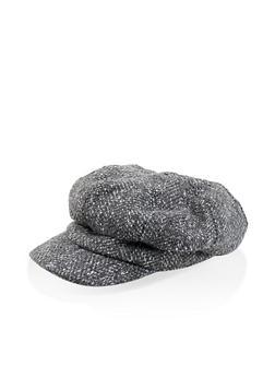 Knit Newsboy Hat - 3119067447120