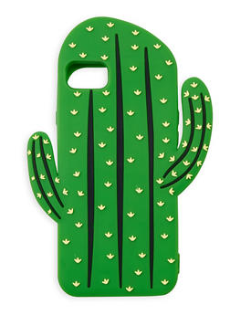 Cactus iPhone Case - 3120066410611