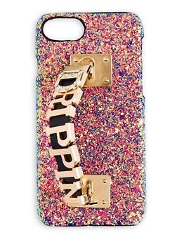 Drippin Glitter iPhone Case - 3120066417918