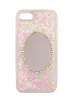 Heart Waterfall Mirror Phone Case - 3120066417926