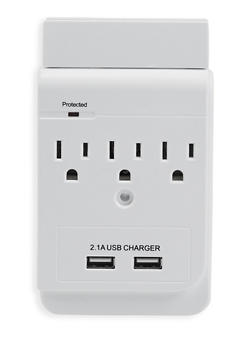 3 Outlet Surge Protector - 3120070773660