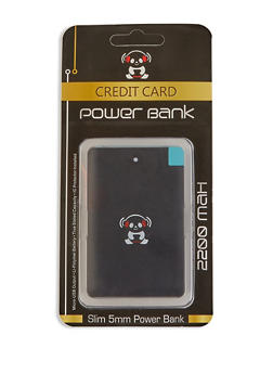 Slim Portable Power Bank - 3120072765770