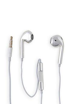 Metallic Earphones | 3120072766931 - 3120072766931