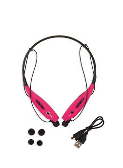 Wireless Behind the Neck Headset - 3120074612525