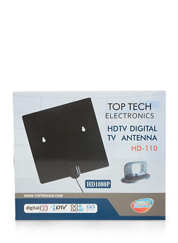 HDTV Digital Antenna - 3120075011110