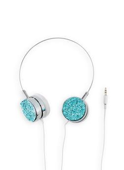 Druzy Metallic Headphones | 3120075129966 - 3120075129966