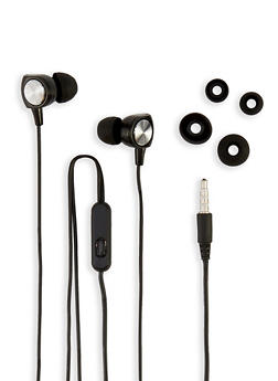 Metallic Stereo Earbuds - 3120075596120