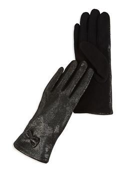Shimmer Knit Gloves - 3121067442815