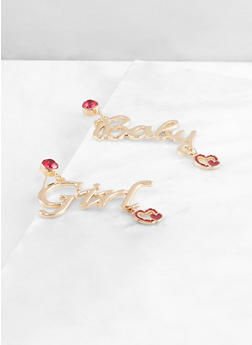 Baby Girl Earrings - 3122062928259