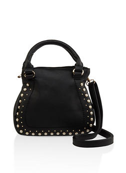Faux Pearl Mini Handbag - 3124040325560