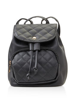 Mini Backpack - BLACK - 3124061595368