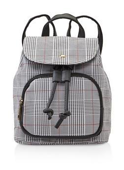 Mini Backpack - GRAY - 3124061595368