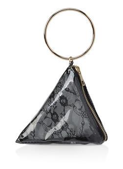 Lace Prism Wristlet - 3124061596005