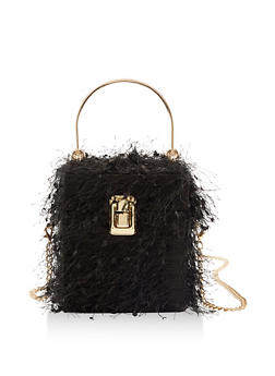 Cube Crossbody Handbag - 3124061596097