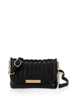 Small Quilted Crossbody Bag | 3124067442066 - 3124067442066