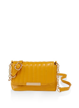 Small Quilted Crossbody Bag   3124067442066 - 3124067442066