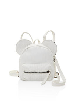 Mouse Ear Mini Backpack - 3124067442307