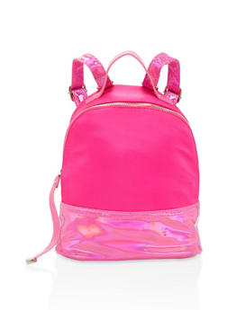 Neon Backpack - FUCHSIA - 3124067448018