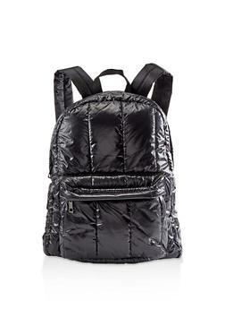 Puffer Backpack - 3124067448043