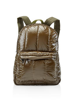 Puffer Backpack - 3124067448043