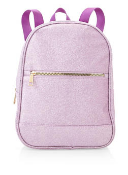 Glitter Backpack - LAVENDER - 3124067448822