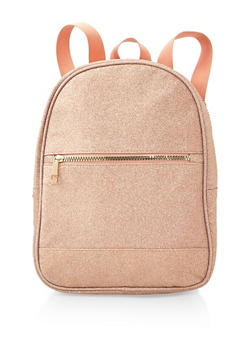 Glitter Backpack - ORANGE - 3124067448822