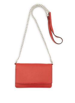 Cell Phone Flap Crossbody Bag - 3124074399868