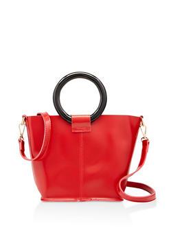 O Ring Bucket Bag - 3124074399930