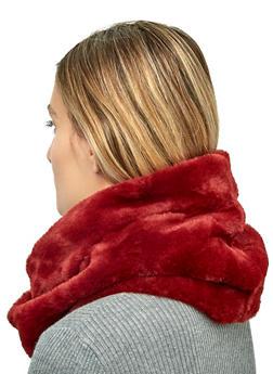 Faux Fur Snood - 3125067443909