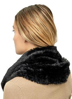Infinity Faux Fur Scarf - 3125067444445