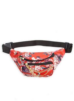 Chain Fanny Pack - 3126067447011