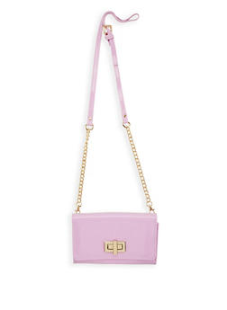 Flap Crossbody Bag - 3126067447113