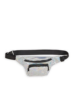 Holographic Mermaid Fanny Pack - 3126067448027