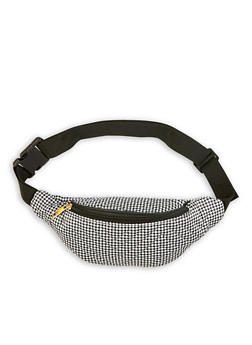 Printed Fanny Pack - 3126067448054