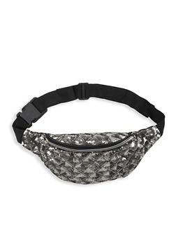 Sequin Fanny Pack - 3126067448063