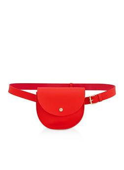 Small Satchel Belt Bag - 3126067448084