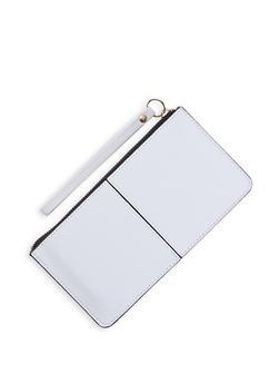 White Wallets